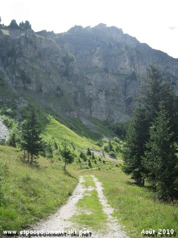 ...du massif de la Roche Parstire