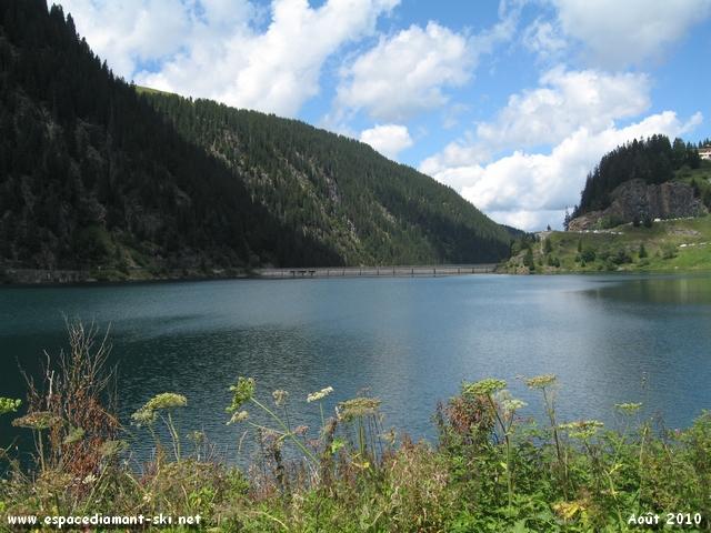...sur les berges du Lac de Saint Guérin