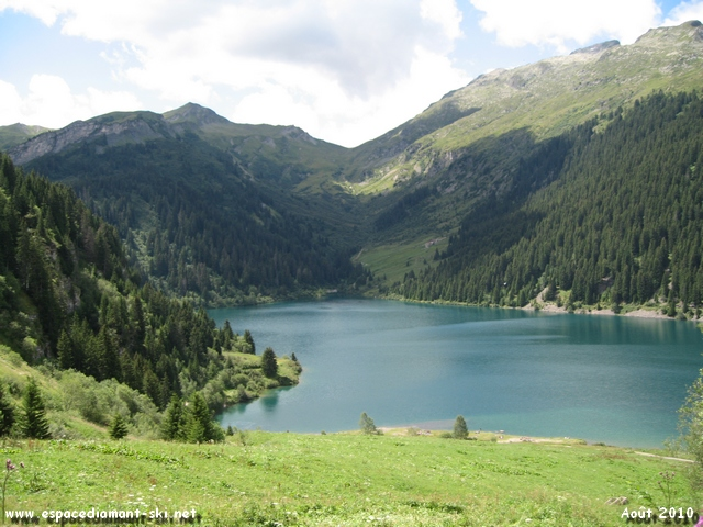 Le Lac de Saint Guérin