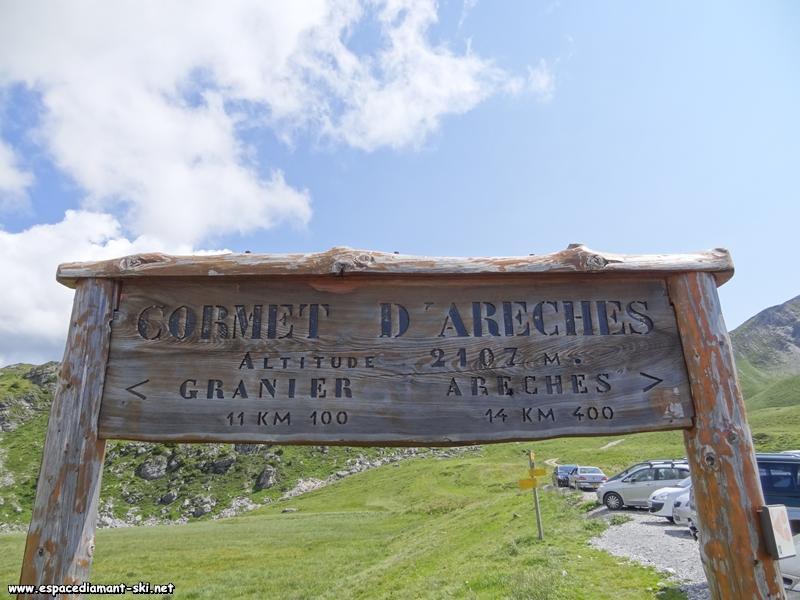 2100 mètres d'altitude
