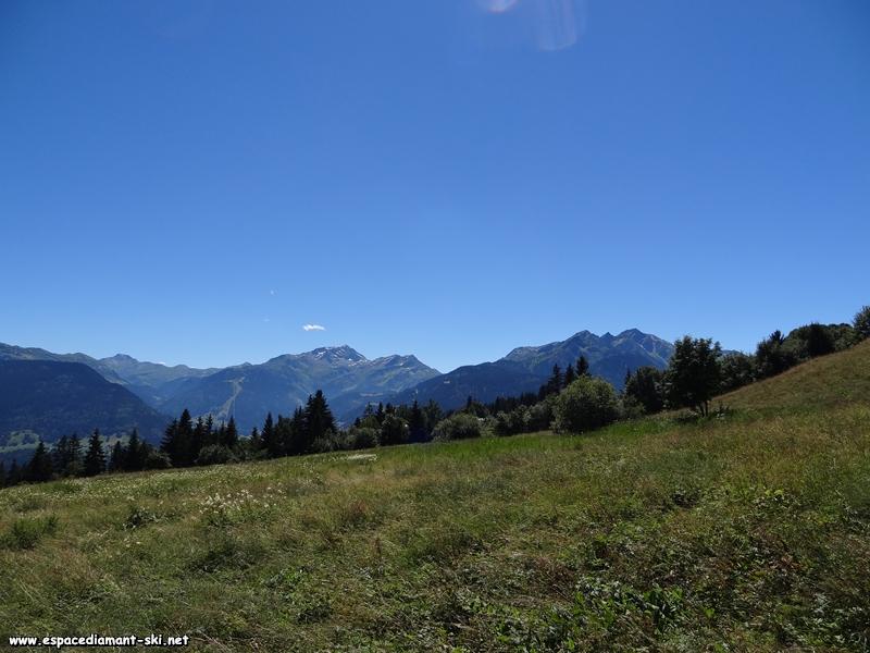 Le Grand Mont et le Mirantin