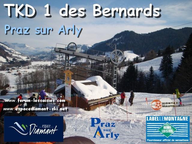 TKD 1 des Bernards