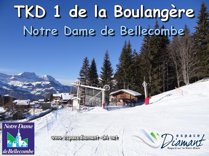 TKD 1 de la Boulangère