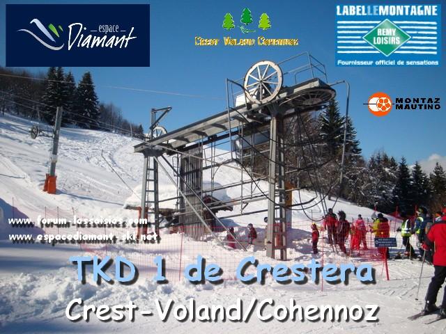 TKD 1 de Crestera