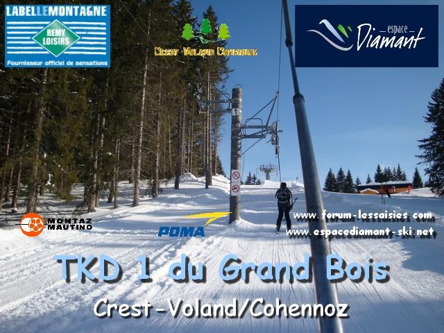 TKD 1 du Grand Bois