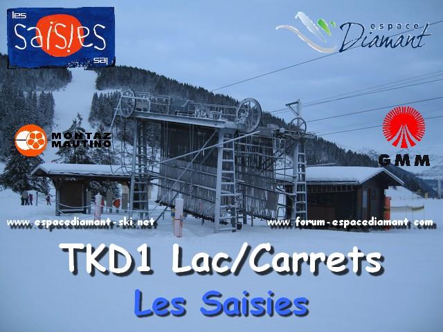 TKD 1 Lac/Carrets