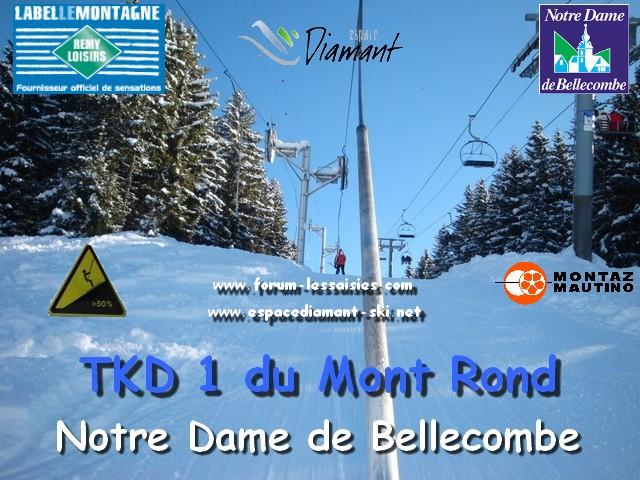 TKD 1 du Mont Rond