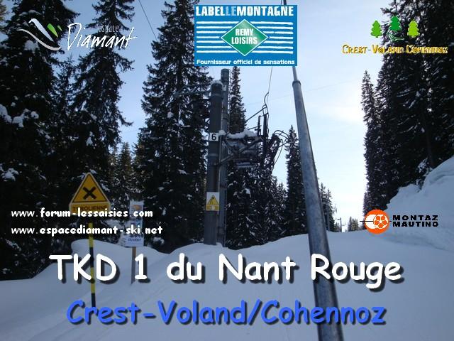 TKD 1 du Nant Rouge