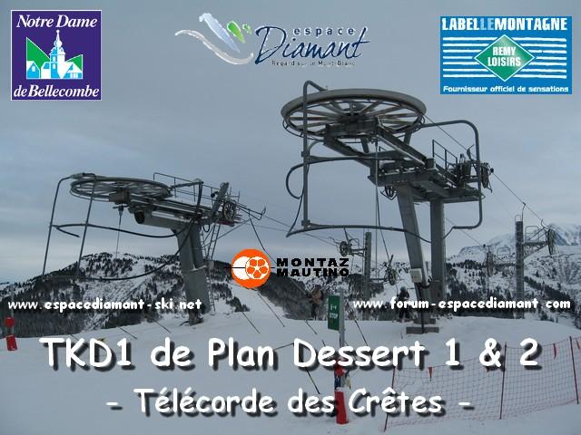 TKD 1 de Plan Dessert 1 et 2 - TLC des Crêtes