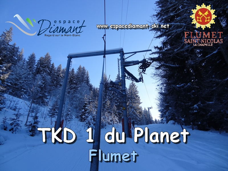 TKD 1 du Planet