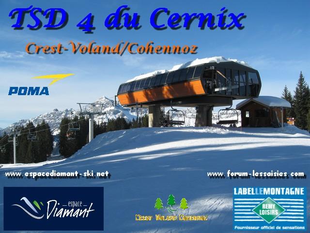 TSD 4 du Cernix
