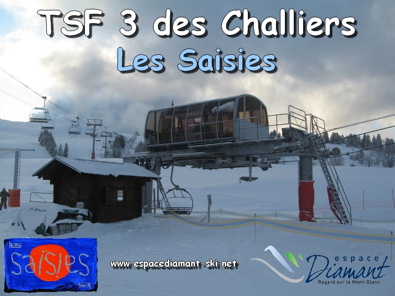 TSF 3 des Challiers