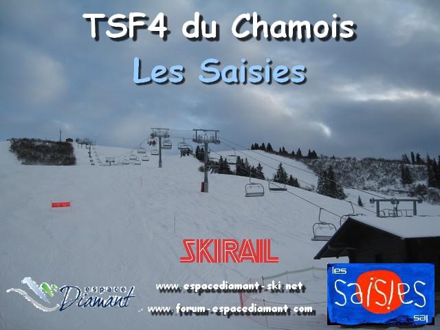 TSF 4 du Chamois