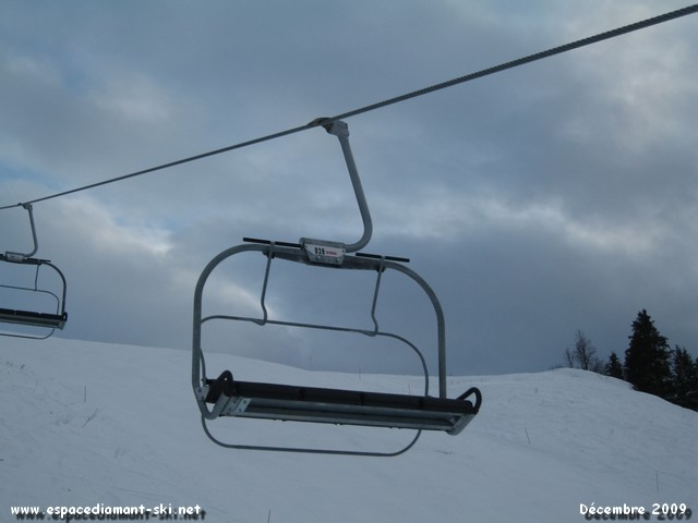 Un siège Doudouk4 Skirail