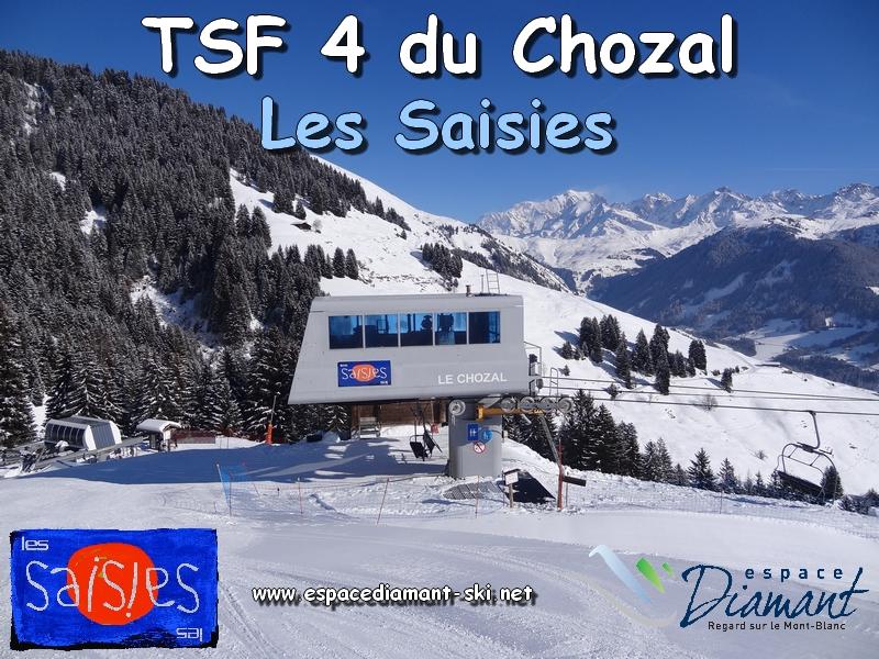TSF 4 du Chozal