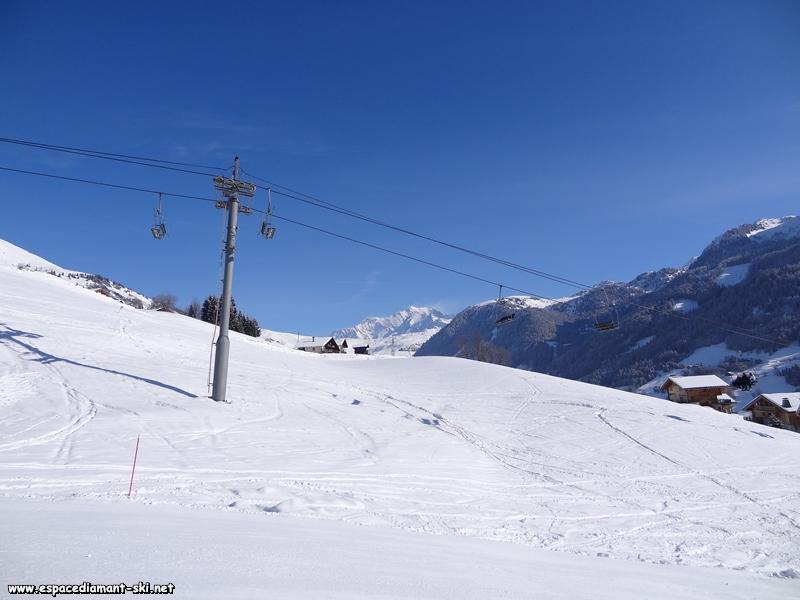 Avec le Mont-Blanc