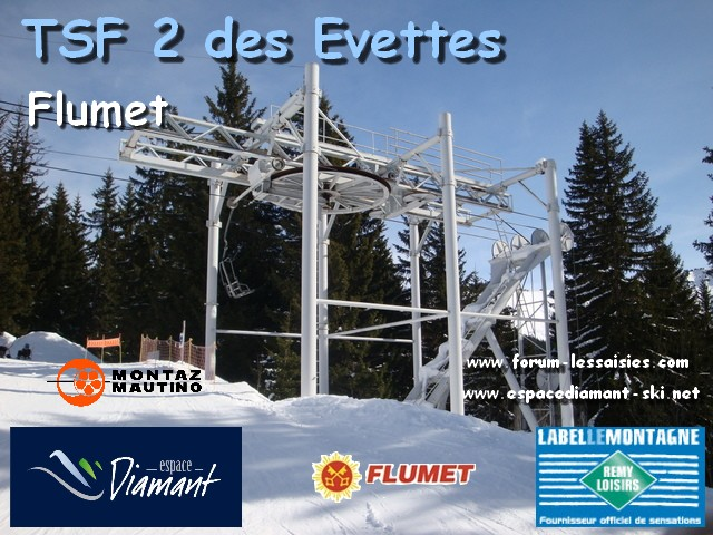 TSF 2 des Evettes