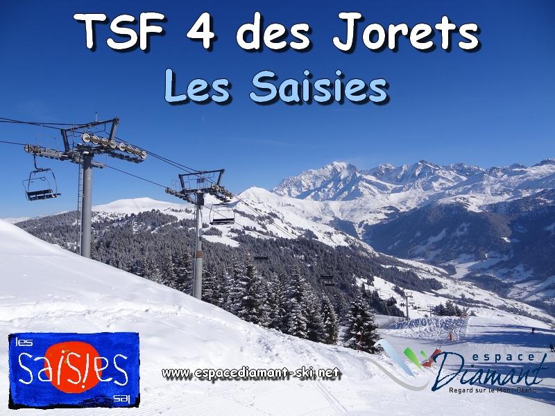 TSF 4 des Jorets