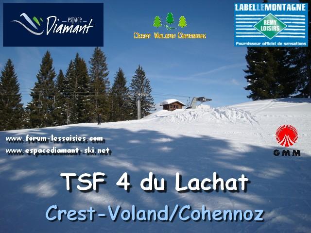 TSF 4 du Lachat