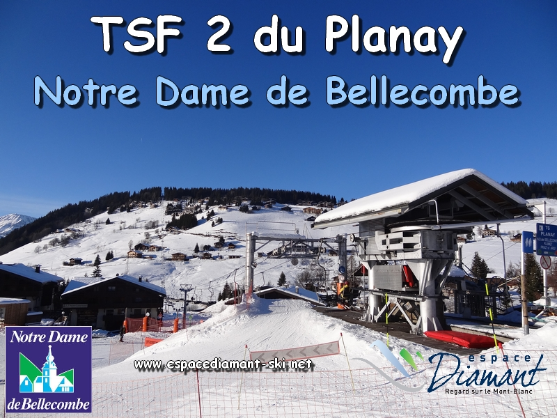 TSF 2 du Planay