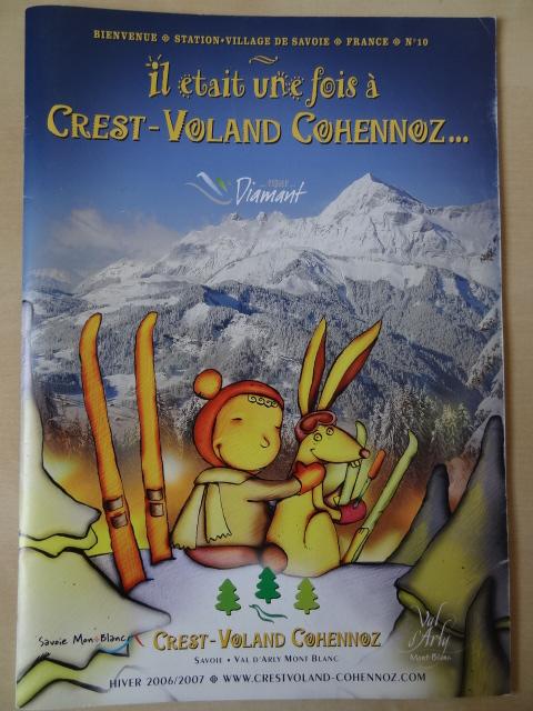 Brochure Crest-Voland - Hiver 2006-2007