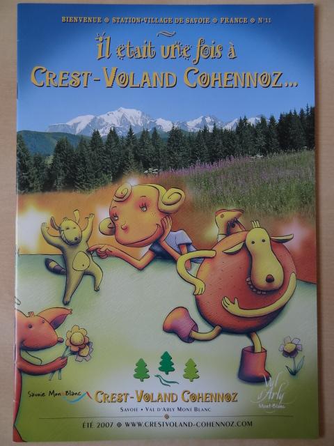 Brochure Crest-Voland - Eté 2007