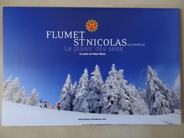 Brochure Flumet - Hiver 2006-2007