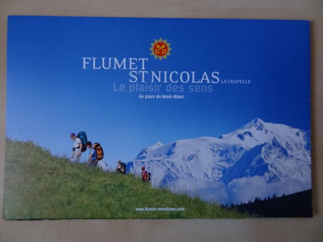 Brochure Flumet - Eté 2007