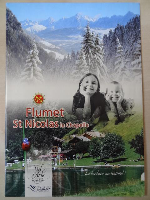 Brochure Flumet - Hiver 2008-2009