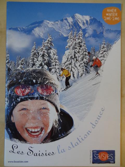 Brochure Les Saisies - Hiver 2005-2006