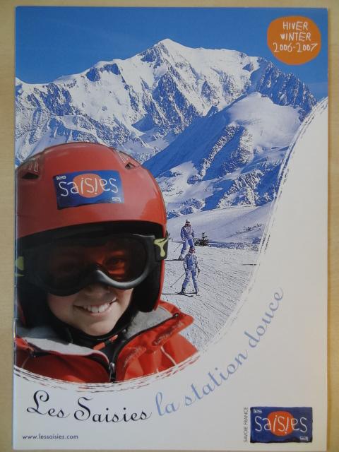 Brochure Les Saisies - Hiver 2006-2007