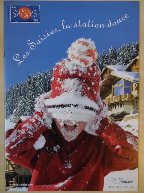 Brochure Les Saisies - Hiver 2007-2008