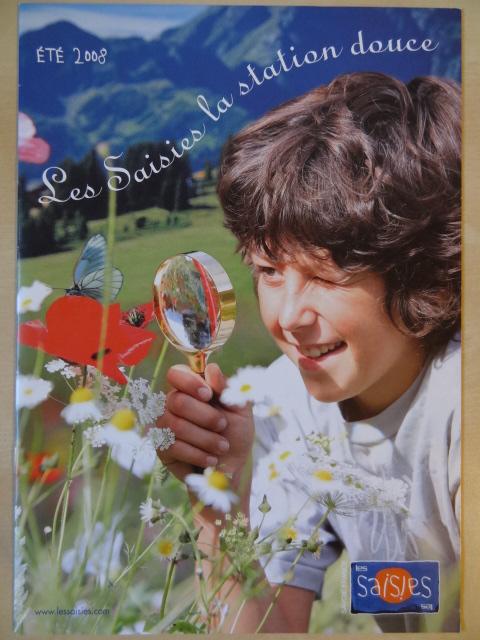 Brochure Les Saisies - Eté 2008