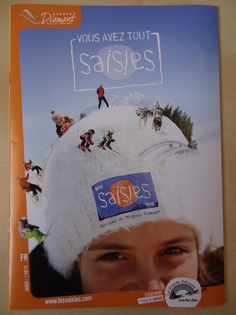 Brochure Les Saisies - Hiver 2010-2011