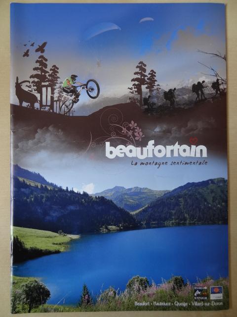Brochure Les Saisies - Eté 2010