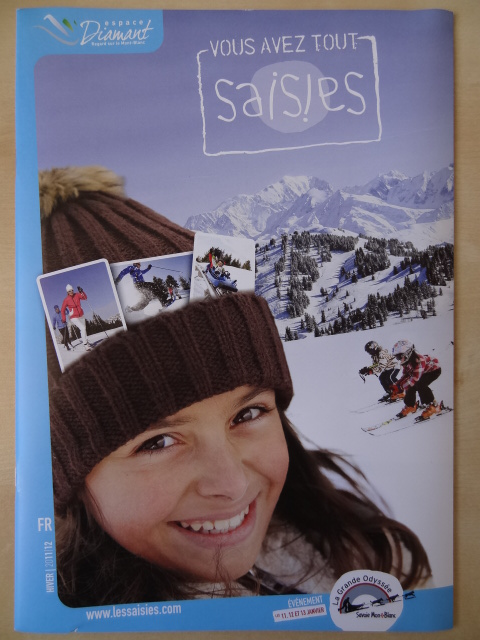Brochure Les Saisies - Hiver 2011-2012