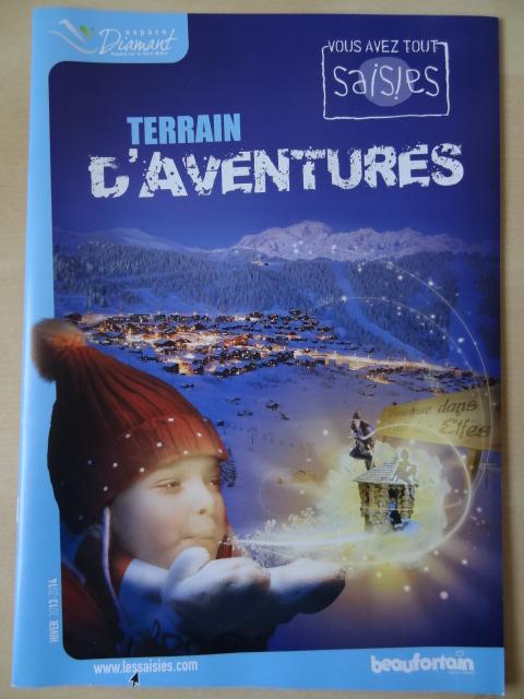 Brochure Les Saisies - Hiver 2013-2014