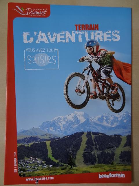 Brochure Les Saisies - Eté 2013