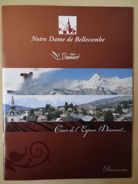 Brochure Notre Dame de Bellecombe - Hiver 2006-2007