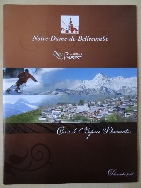 Brochure Notre Dame de Bellecombe - Hiver 2007-2008