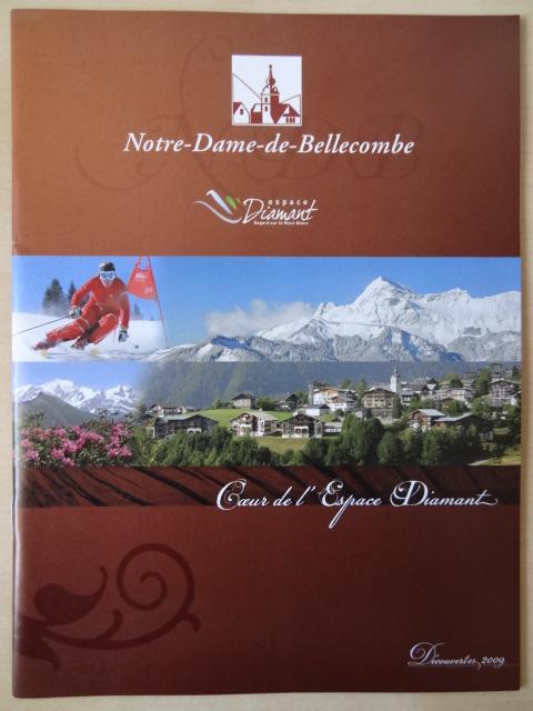 Brochure Notre Dame de Bellecombe - Hiver 2008-2009
