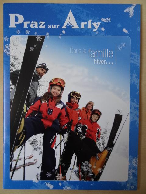 Brochure Praz sur Arly - Hiver 2006-2007