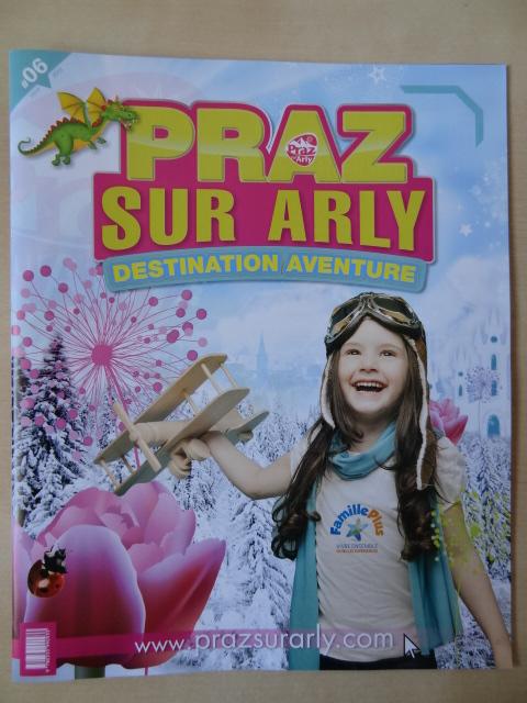Brochure Praz sur Arly - Hiver 2014-2015/Eté 2015