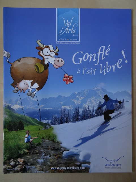 Brochure Val d'Arly - Hiver 2011-2012