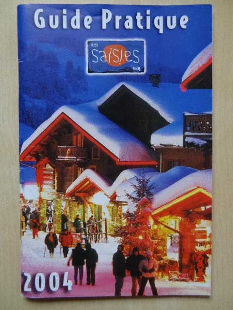 Guide pratique Les Saisies - Hiver 2003-2004