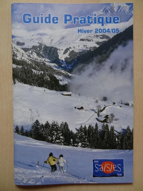 Guide pratique Les Saisies - Hiver 2004-2005
