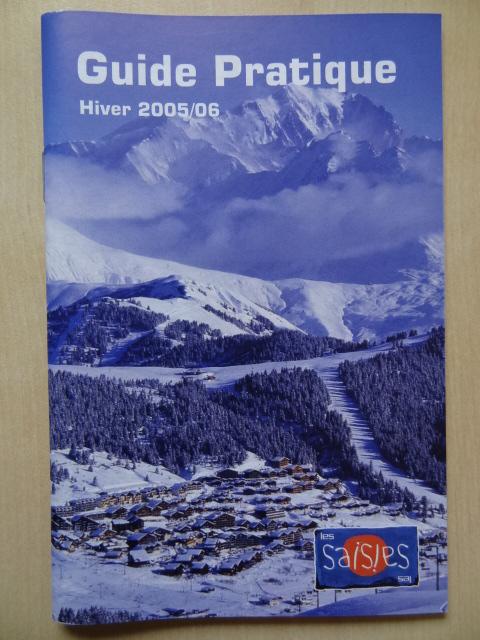 Guide pratique Les Saisies - Hiver 2005-2006