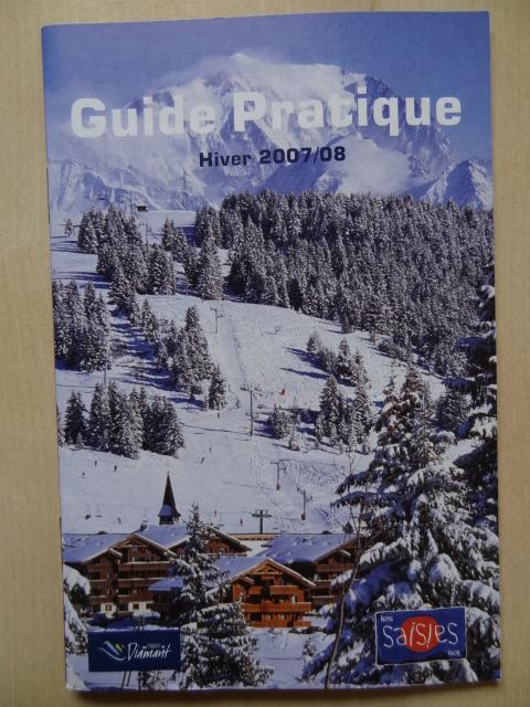 Guide pratique Les Saisies - Hiver 2007-2008