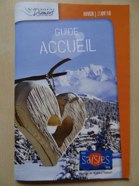 Guide pratique Les Saisies - Hiver 2009-2010