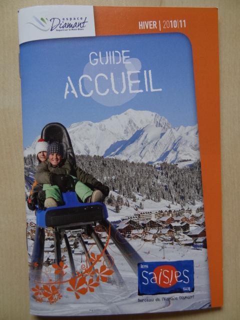 Guide pratique Les Saisies - Hiver 2010-2011